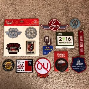 New Patches! $8/ea, 3/$15!